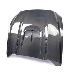 Mustang 6th Gen. Carbon Fibre Replacement Bonnet/Hood Kit (2015 - 2017)