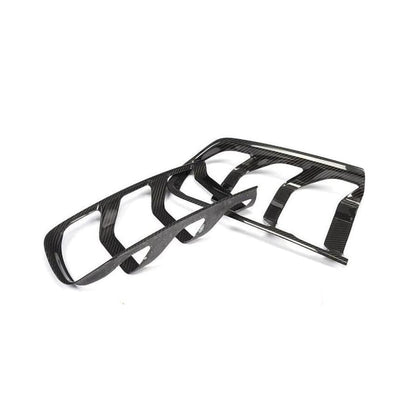 Mustang 6th Gen. Carbon Fibre Rear Light Trim Kit (2015 - 2017)