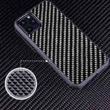 iPhone 11 - 11 Pro - 11 Pro Max Carbon Fibre Protective iPhone Case - iPhone 11 Pro Max / Anti Slip Case - ACCESSORIES
