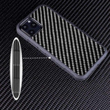 iPhone 11 - 11 Pro - 11 Pro Max Carbon Fibre Protective iPhone Case - iPhone 11 Pro Max / Shockproof Case - ACCESSORIES