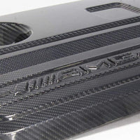Mercedes Benz A45 CLA45 GLA45 Carbon Fibre Replacement (M133) Engine Cover Setup (2013 - 2019)