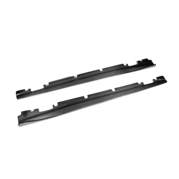 Mercedes Benz W117 C117 W176 A45 CLA45 Carbon Fibre Side Skirts Kit (2013 - 2018)