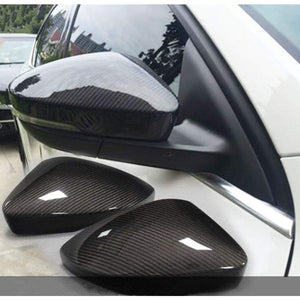 Skoda Octavia 2015 - 2018 Carbon Fibre Replacement Mirror Covers - MIRROR COVERS