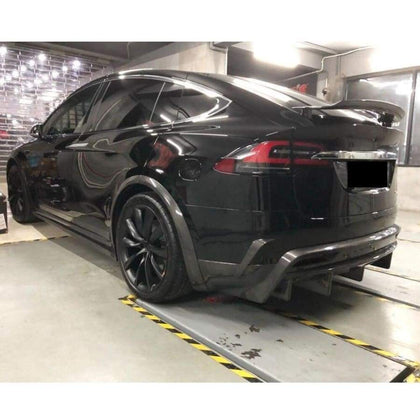 Tesla Model X 2016 - 2018 Carbon Fibre Body Kit - Body Kit