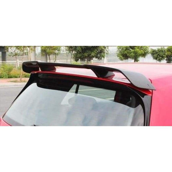Volkswagen Golf Mk7/Mk7.5 GTI/R Carbon Fibre Custom Style Rear Roof Spoiler Kit (2012 - 2019)