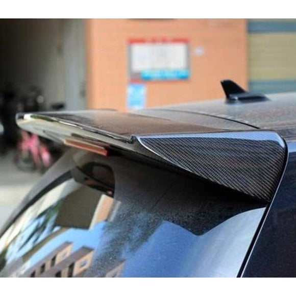 Volkswagen Golf GTI Mk6 Carbon Fibre Rear Flyback Spoiler Kit (2008 - 2014)