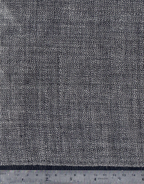 Japanese Fulling Wool - Grey