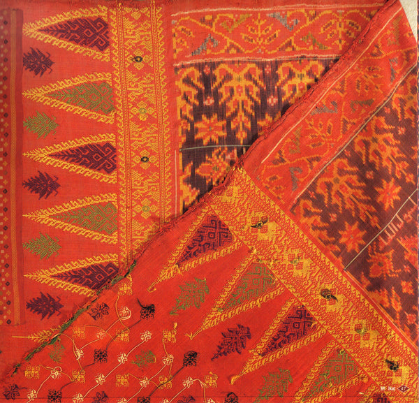 The Textiles of Cambodia: Ikat, Nui-Shibori, and More