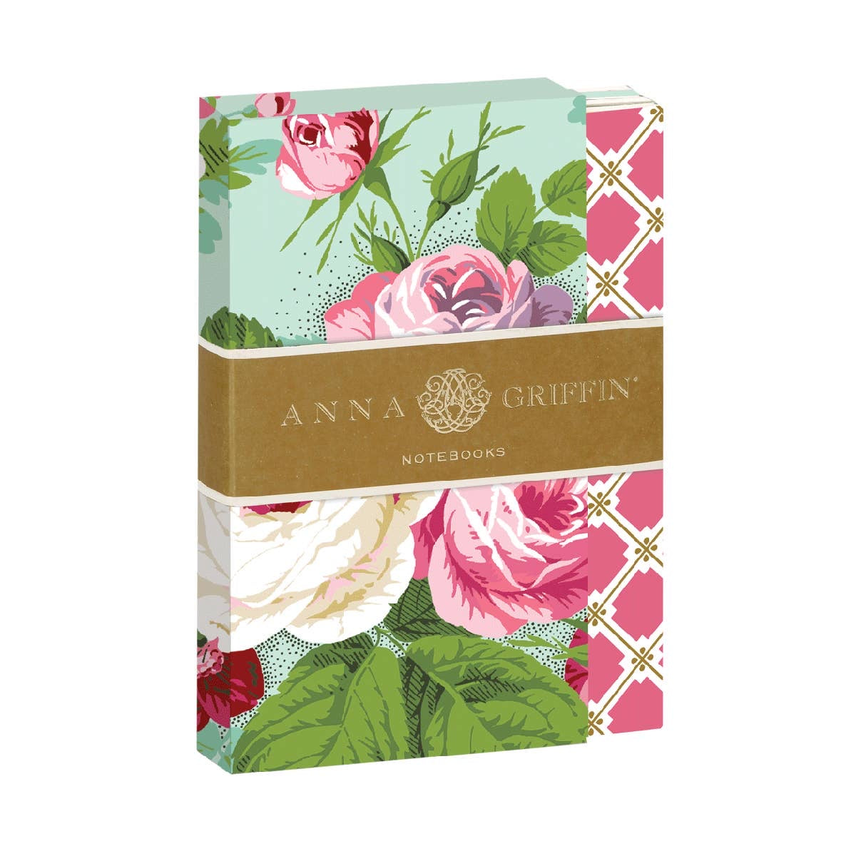 Amelie Floral Notebook Set