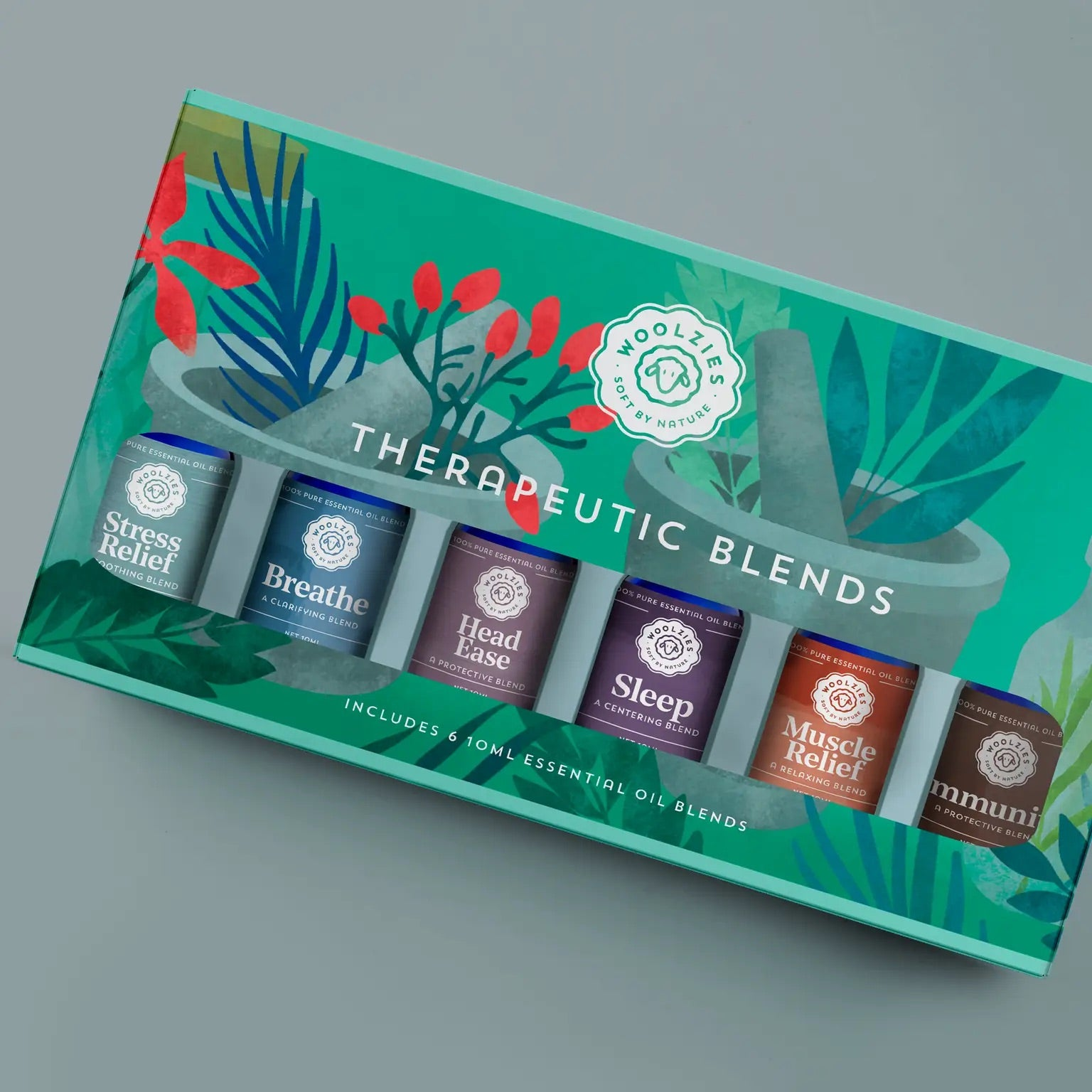 Aromatherapy: Blends Collection