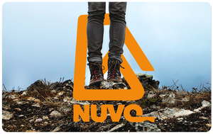 Hiking boots Nuvo gift card