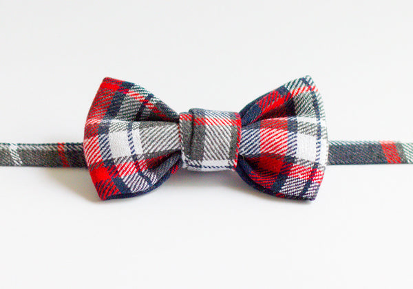 Red and Blue Tartan