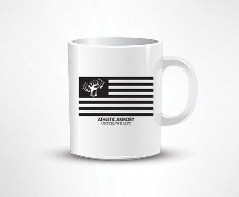 Athletic Armory Logo Coffee Mug