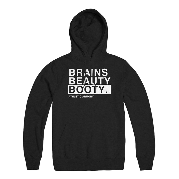 BRAINS BEAUTY BOOTY Pullover (unisex)