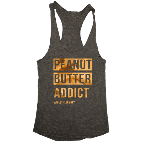 Peanut Butter ADDICT (womens)