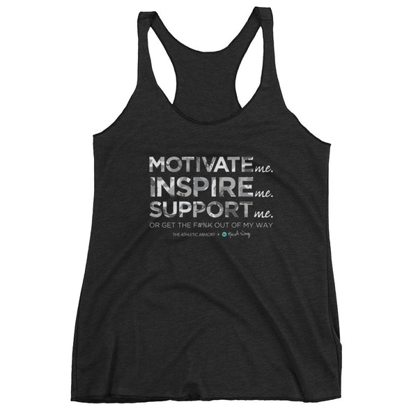 Motivate Inspire Support (Women's Tank)
