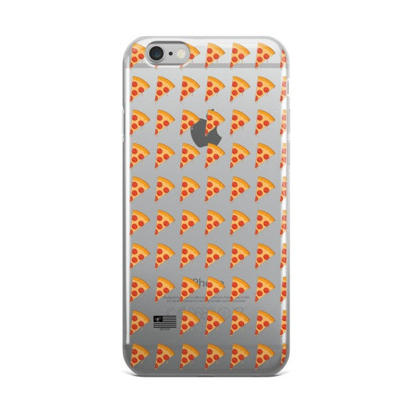 PIZZA all over Iphone case