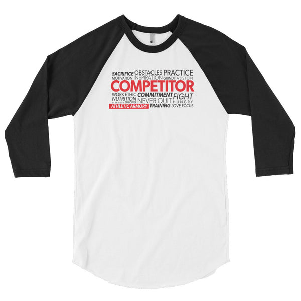 Competitor (3/4 Sleeve)