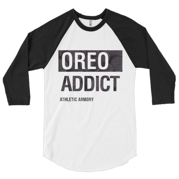 Oreo Addict 3/4 sleeve
