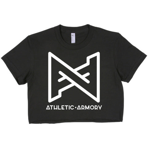 Athletic Armory Razor (Crop Top Tee)