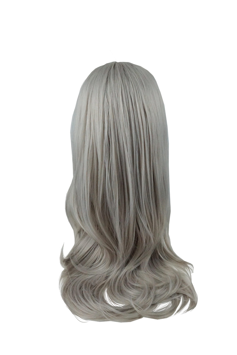 Atlanta |Synthetic Swiss Lace Front Wig