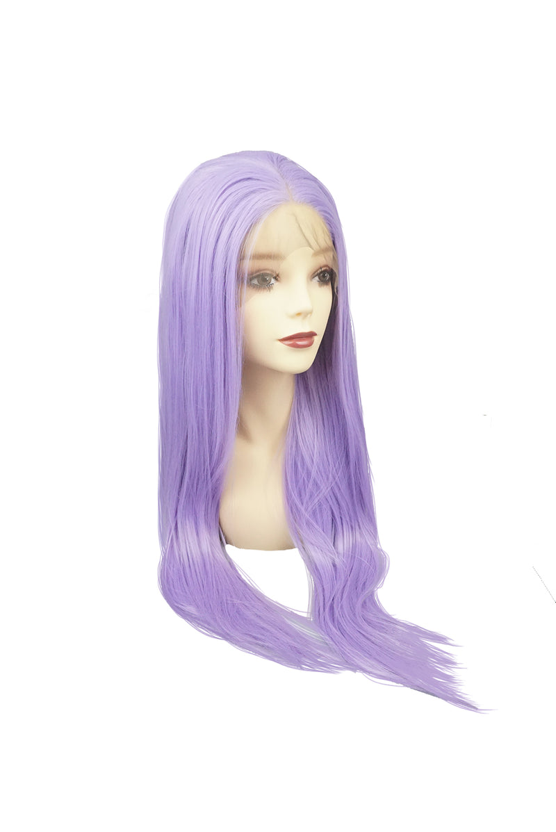 Gala|Synthetic Swiss Lace Front Wig