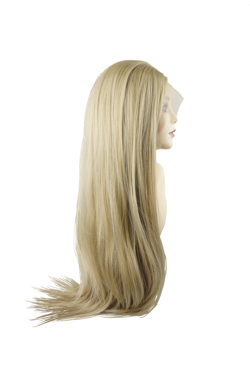 Rapunzel|Synthetic Swiss Lace Front Wig