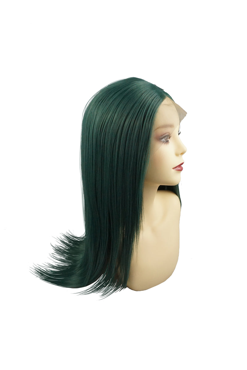 Bad Guy|Synthetic Swiss Lace Front Wig