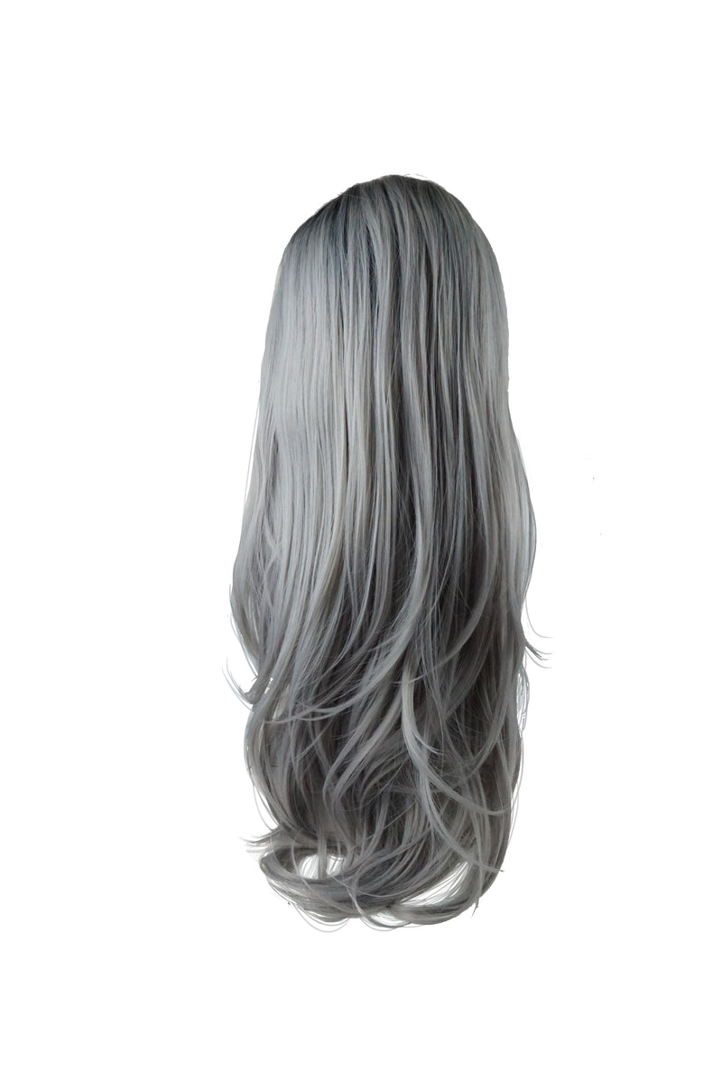 Astral |Synthetic Swiss Lace Front Wig