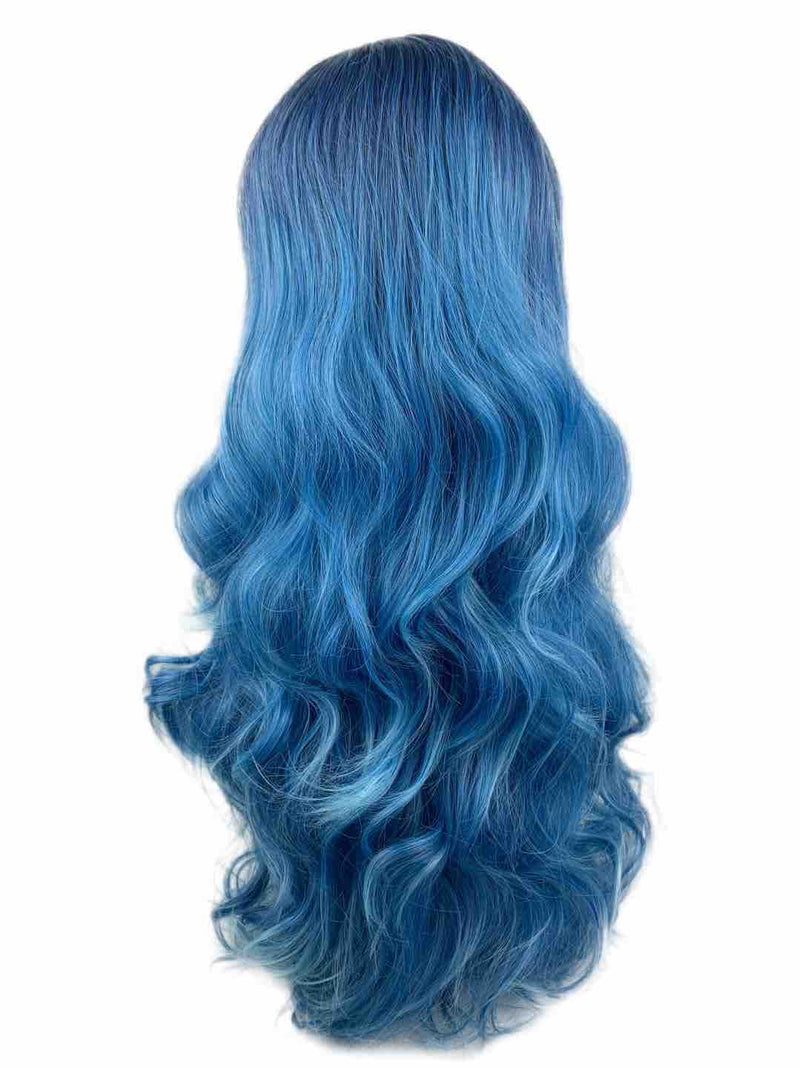 Ocean Eyes | swiss lace front wig