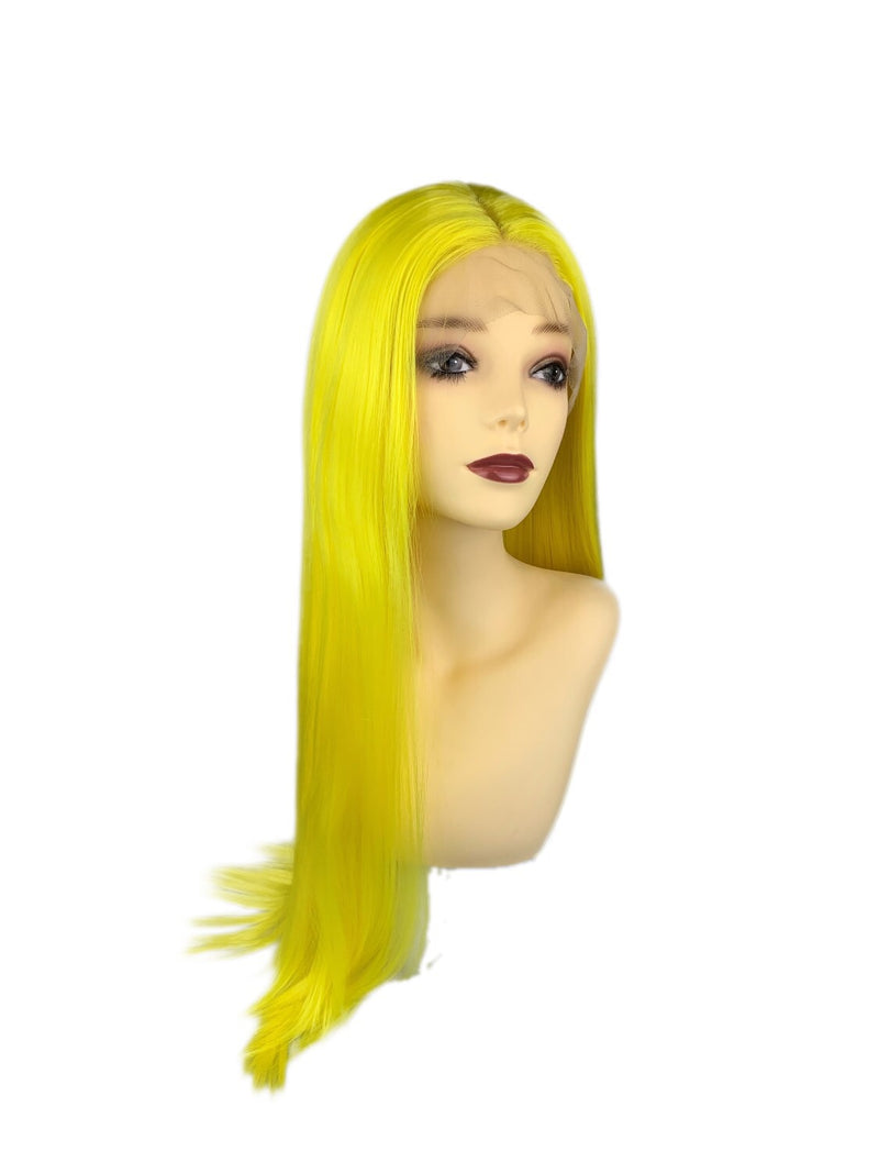 Yummy|Synthetic Swiss Lace Front Wig