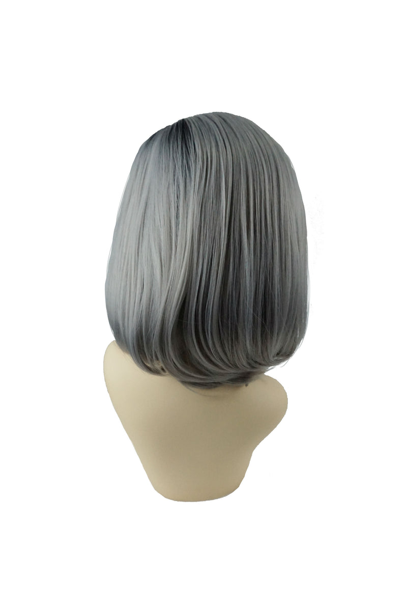Storm|Synthetic Swiss Lace Front Wig