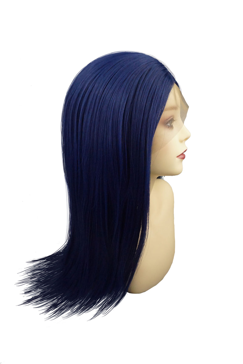 Party's over|Synthetic Swiss Lace Front Wig