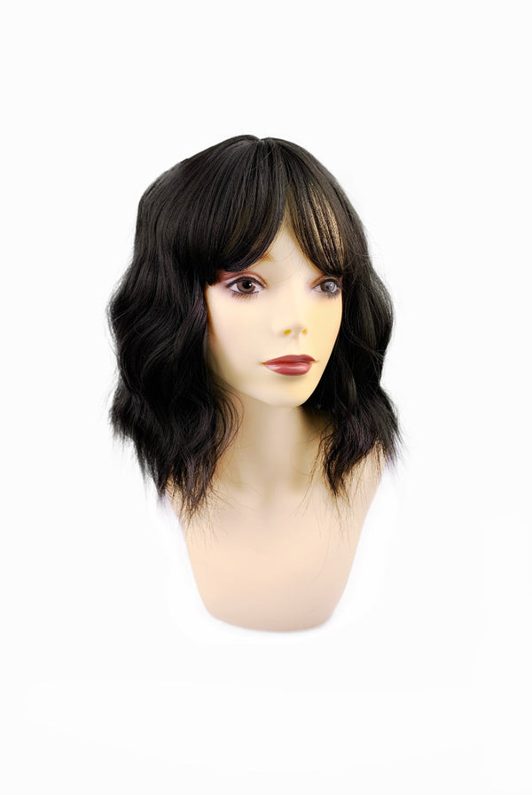 Crystal | synthetic capless cap wig