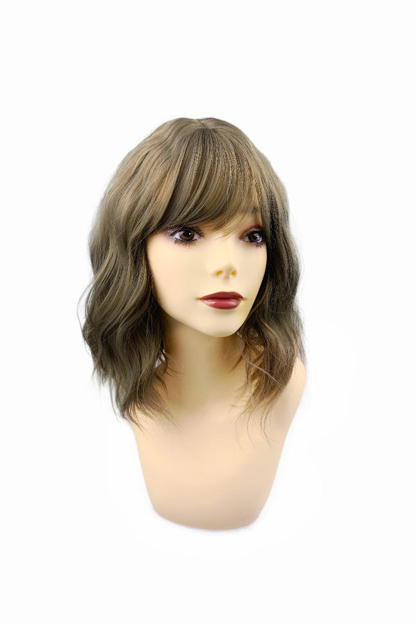 Sunshine | synthetic capless cap wig