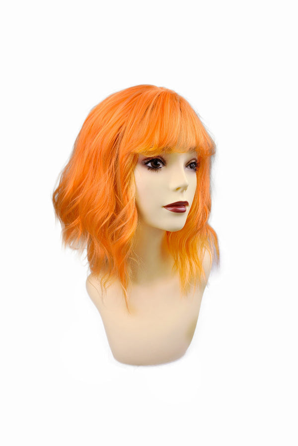 Fanta Pop | synthetic capless cap wig