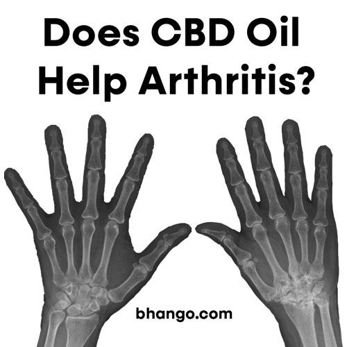 Does CBD Oil Help Arthritis?