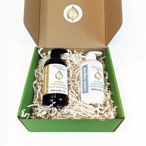 Heat things up this Valentines with our muscle melting romantic massage set! - Bhango CBD Boutique