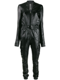 Pre-Order Faux Leather Jumper