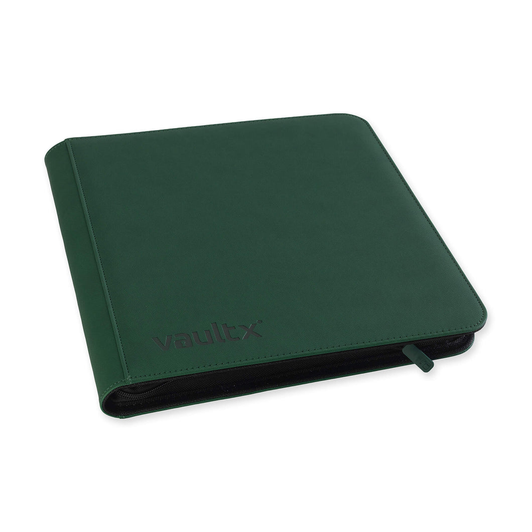 12-Pocket eXo-Tec® Zip Binder