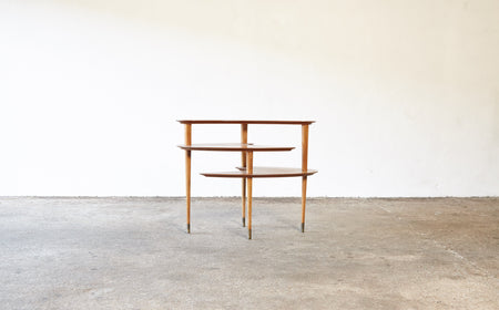 /products/john-keal-three-tiered-side-table-for-brown-saltman-usa-1950s