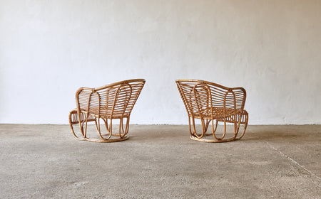 /products/pair-of-tove-edvard-kindt-larsen-bamboo-and-cane-chairs-denmark-1940s