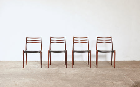 /products/set-of-four-model-78-rosewood-chairs-by-niels-o-moller-denmark-1960s