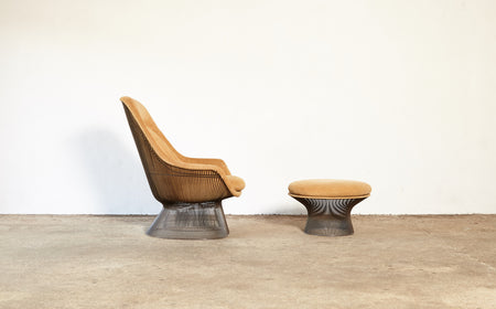 /products/warren-platner-for-knoll-bronze-lounge-chair-and-ottoman-usa-1960s-70s