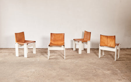 /products/afra-tobia-scarpa-monk-dining-chairs-tan-leather-italy-1970s