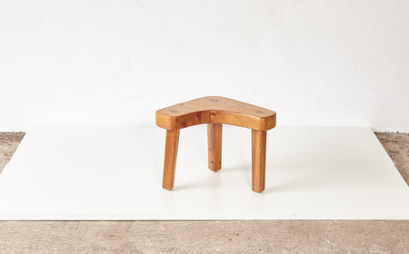 /products/assymentrical-pine-stool-or-side-table-by-stig-sandqvist-sweden-1960s