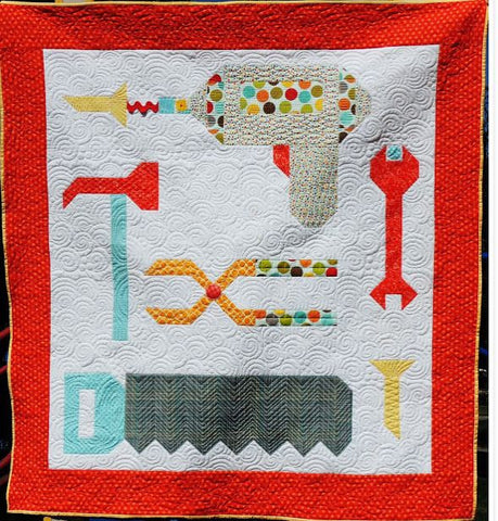 Tools Baby Quilt
