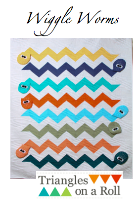 Wiggle Worms Quilt