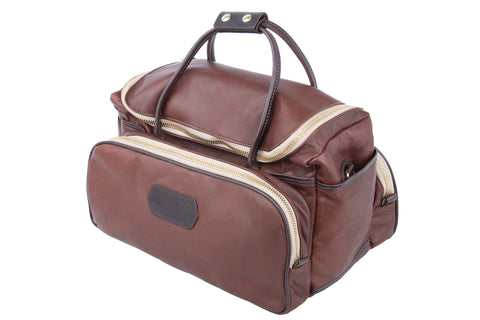 Safari Bag - All Leather