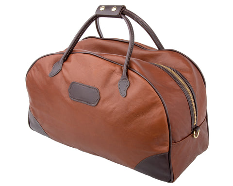 Airport Duffle Bag - All Leather